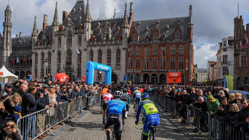 Les AG Trois Jours de Bruges - La Panne attirent le WorldTour en Flandre Occidentale