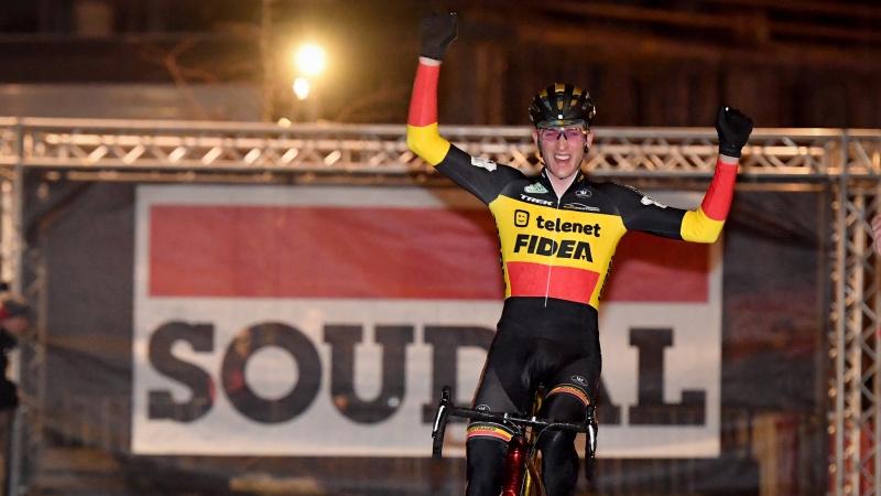Aerts wint Soudal Cyclocross Masters, Meeusen evenaart hoogspringrecord