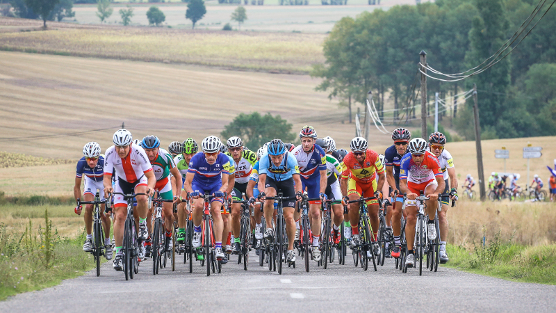 Championnats du monde Gran Fondo UCI 2019 à Poznan (POL)