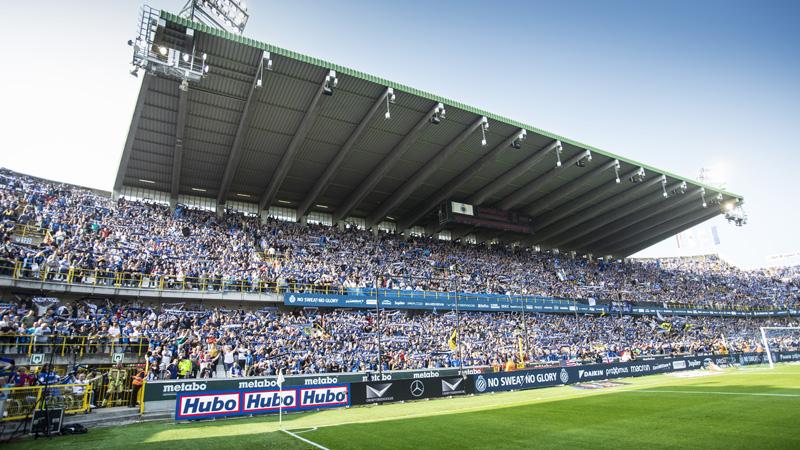 14u30 LIVE: Club Brugge - Racing Genk
