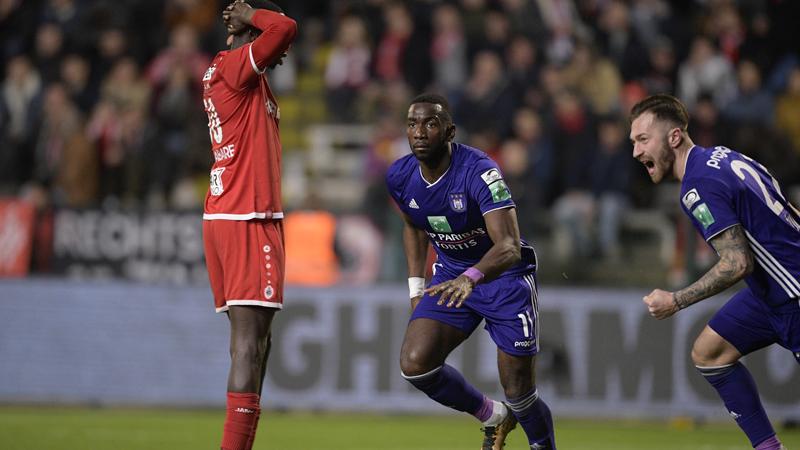 Verschaeren, Bolasie et Didillon font gagner Anderlecht