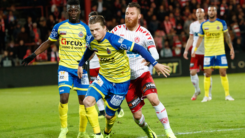 EN DIRECT 20h: Waasland-Beveren - Courtrai