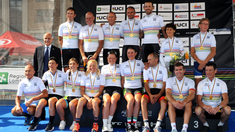 2023 UCI Gran Fondo World Championships awarded to Glasgow and Scotland