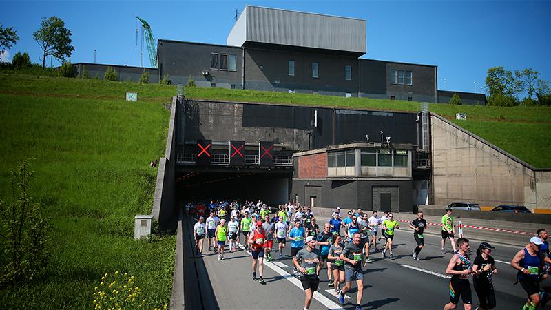 Parcours AG Antwerp 10 Miles ondergaat enkele wijzigingen