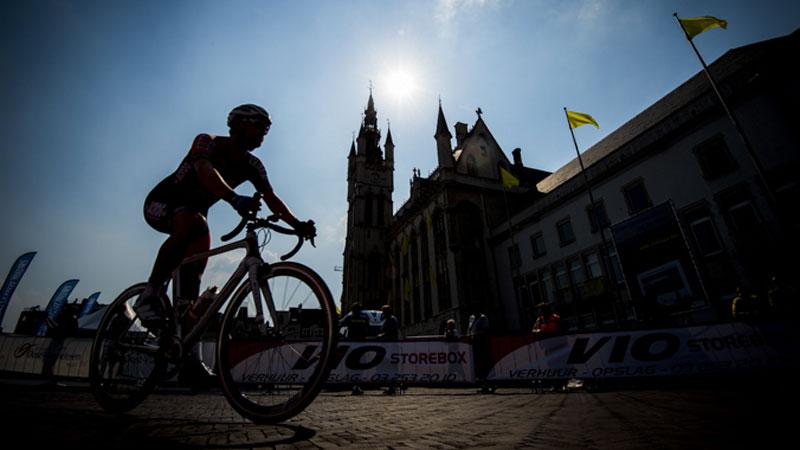 Baloise Belgium Tour begint op grootste marktplein van België
