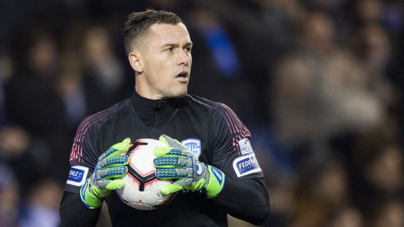 Genk lève l'option Vukovic
