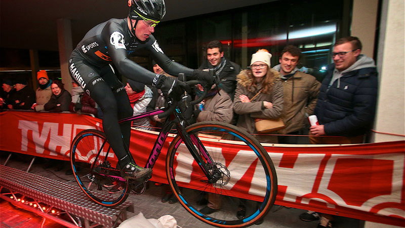 Veldrijders mogen zich aan trial wagen op Soudal Cyclocross Masters