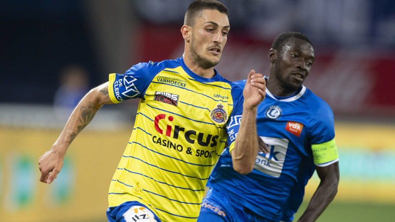 20h30 EN DIRECT: Waasland-Beveren - La Gantoise