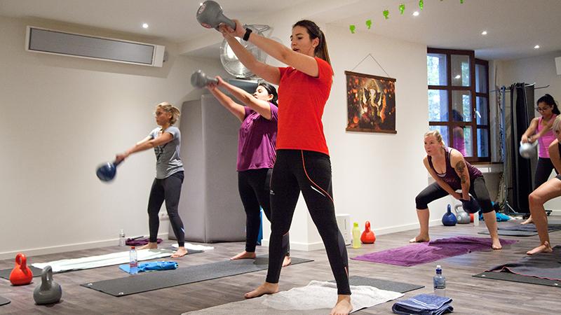 Getest: yogirya! 400 calorieën verbruiken tijdens de sessie, 500 erna