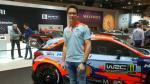 Neuville: 'De komst van Loeb is een goede zaak voor ons team'