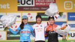 Marianne Vos wint in Pontchâteau en pakt eerste Wereldbeker