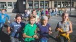 The Daily Mile verwelkomt 1000ste Belgische school