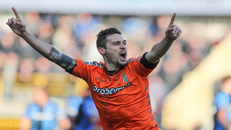 Charleroi wint opnieuw tegen Club