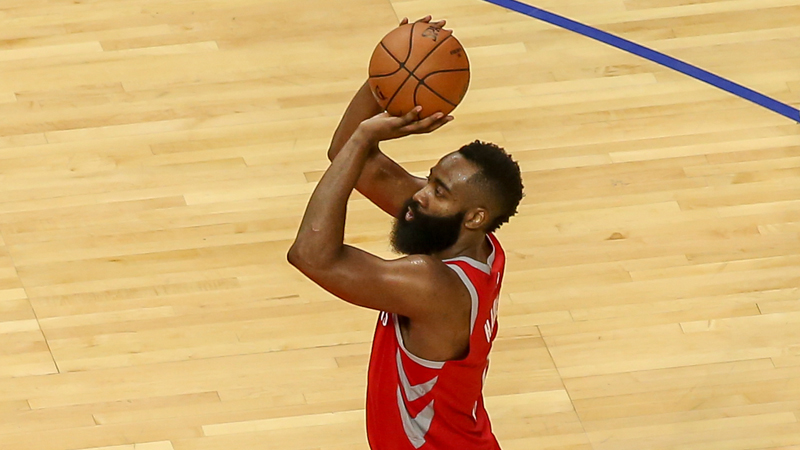 James Harden menace le record de Kobe Bryant (VIDEO)