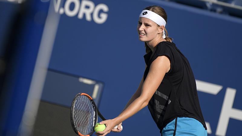 Flipkens et Van Uytvanck rejoignent Minnen au 2e tour — WTA Hobart