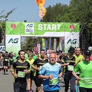 Schema AG Antwerp 10 Miles & Marathon