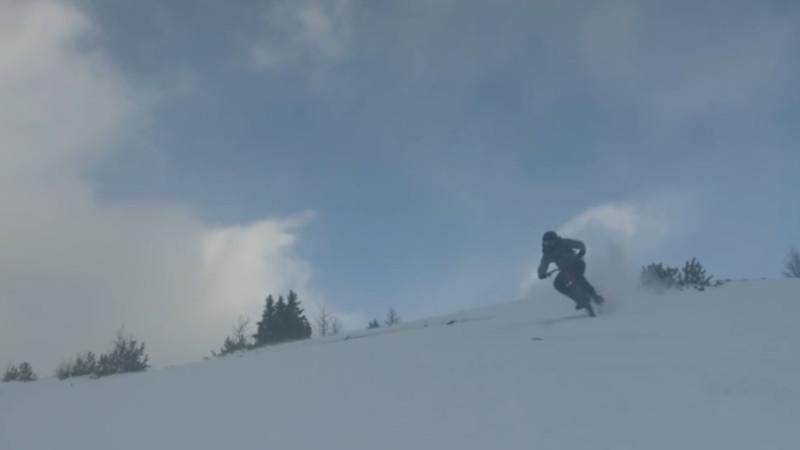 VIDEO: Ultieme inspiratie om te MTB'en in de sneeuw