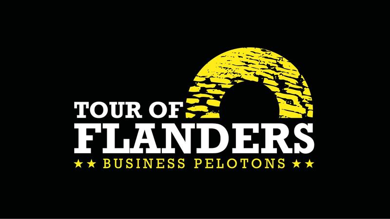 Tour of Flanders Business Pelotons daagt bedrijfsleiders uit