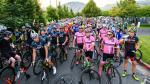 Cache Granfondo with 1500 riders on high altitude