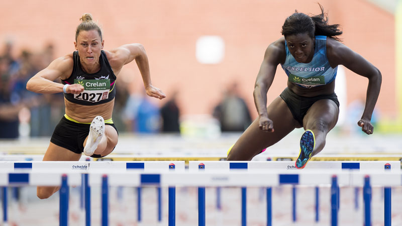 Looking Forward to South-Africa's Sprinting Sensation and Belgian Top Duels