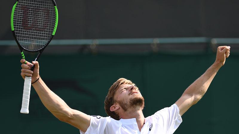 Djokovic, Nadal et Federer au rendez-vous — Wimbledon