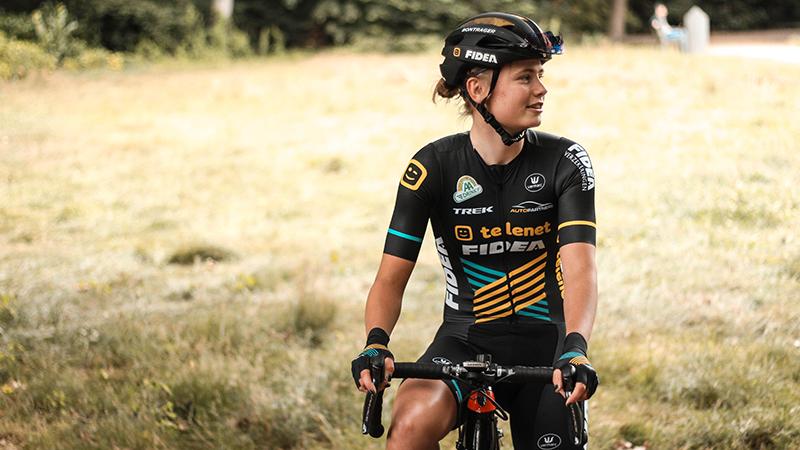Belofte Marthe Truyen viert contractverlenging
