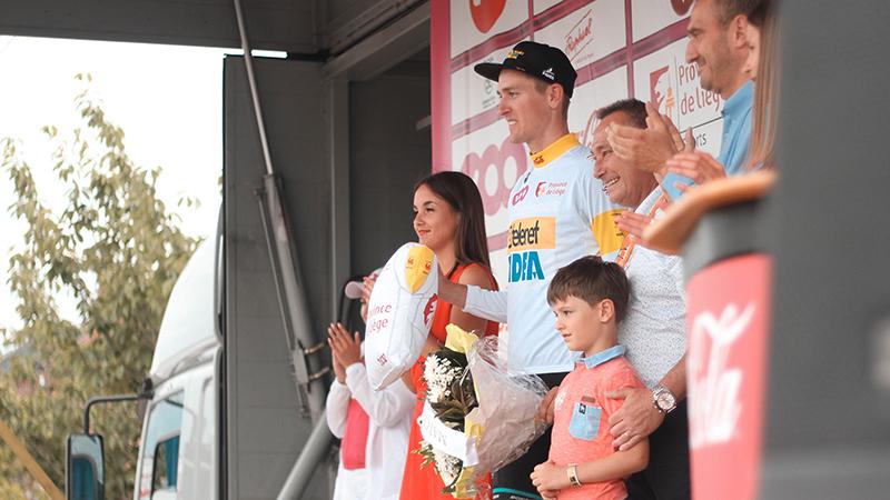 Toon bergkoning, Quinten 7de in eindklassement TRW