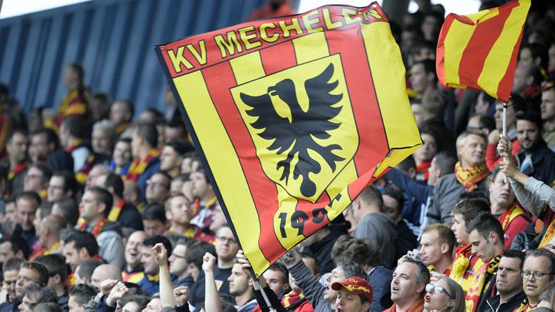 BAS sluit KV Mechelen uit voor Europees voetbal en Croky Cup