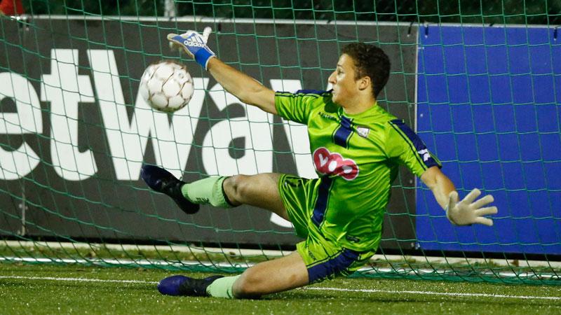 Eupen haalt doelman bij RFC Luik
