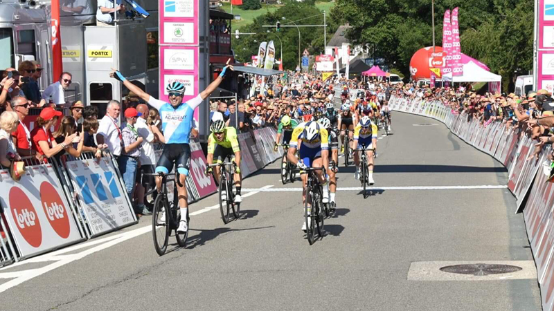 Victoire de Cimolai, Coquard 3e - Fil Info - Cyclisme