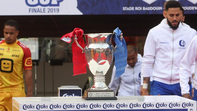 Croky Cup: Pro League wenst 16 wedstrijden in 16de finales