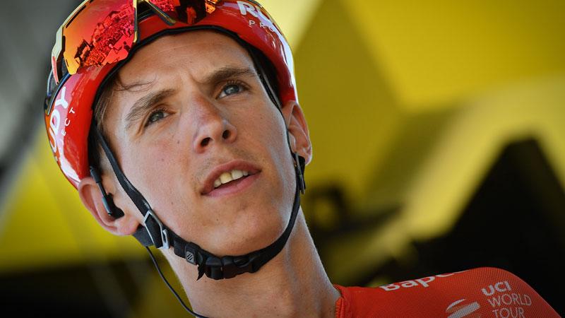 Cyclisme : la blessure improbable de Dylan Teuns