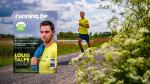 Zomernummer running.be met trainingsbeest Louis Talpe