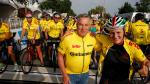BK Yellow Ride brengt wielergek Gent in Guinness Book of Records