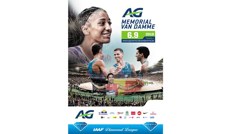 AG Memorial Van Damme met Belgische toppers én in het teken van girl empowerment