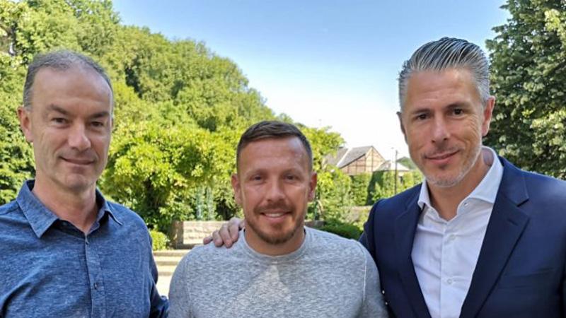 Bellamy nouvel entraîneur des espoirs d'Anderlecht