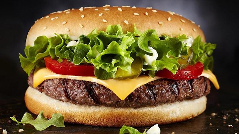 Studenten lanceren de Burger Run