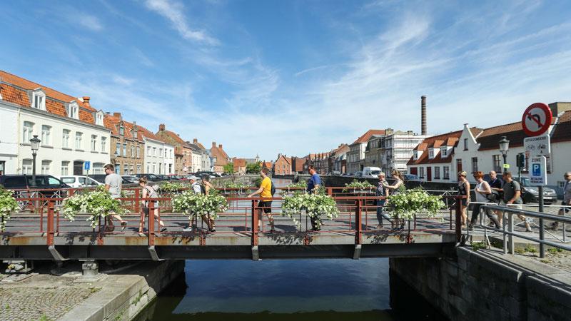 Alpro Urban Walk Brugge 2019