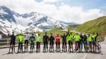 Met Ludo Dierckxsens en Kevin Hulsmans naar cycling.be Marmotta-Fietstrip Oostenrijk