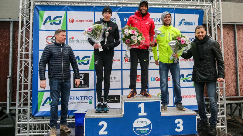 Debjani remporte les 10 Miles de Charleroi