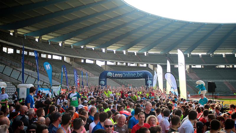 Nouveau grand succès pour l'AG Brussels 10 miles !