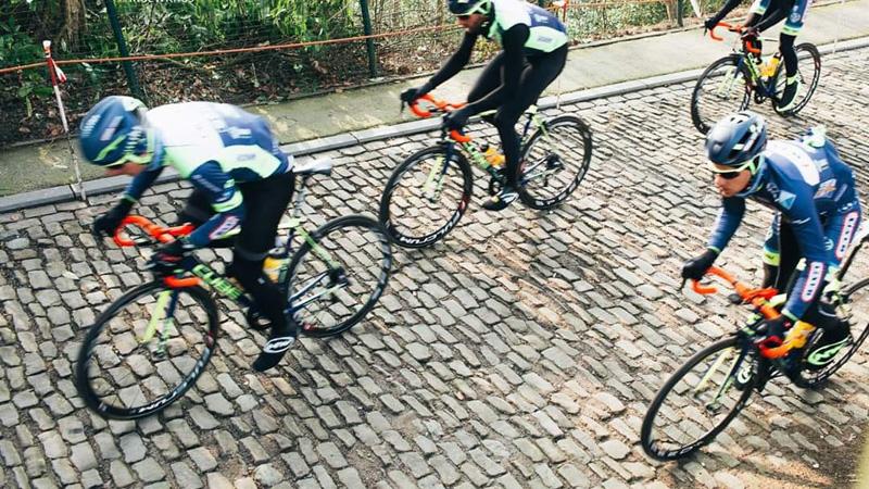 Le vent n'a pas eu raison de l'enthousiasme à l'Omloop van Vlaanderen