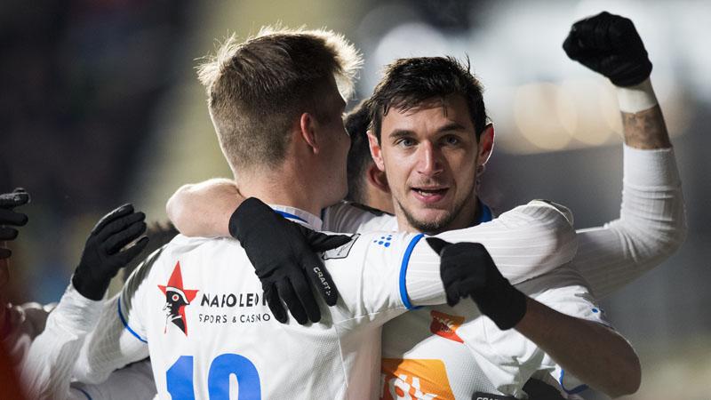 Gent wint op Stayen en gaat naar Play-Off 1