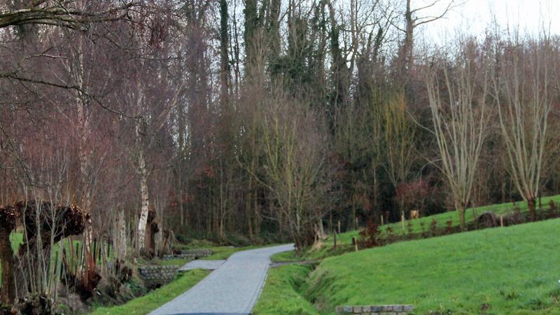 Ontdek vernieuwde Berg Ten Houte nog vóór profs in Dwars door Vlaanderen Cyclo