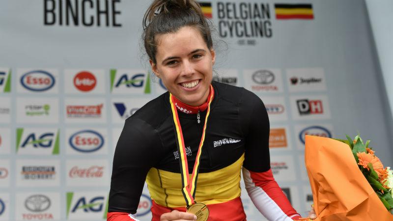 Gand présente le parcours du CB cyclisme