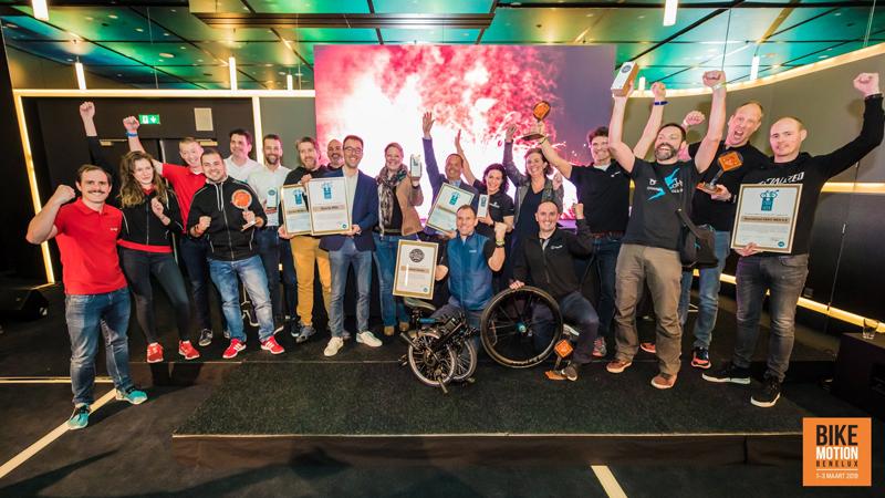 c89df3ba9b2 Bike Motion van start en winnaars van de Awards bekend