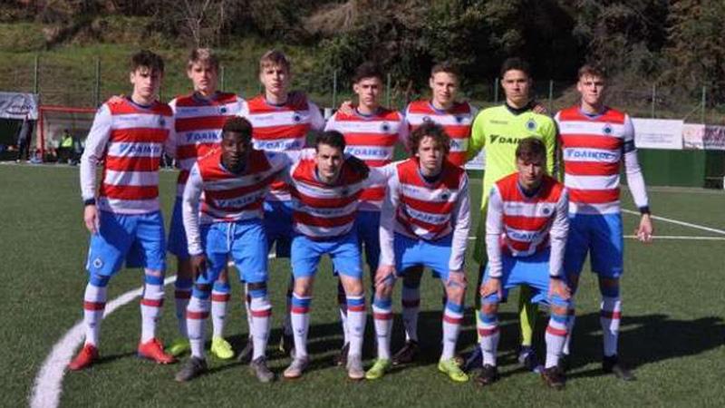 Halve finale eindhalte voor Club op Viareggio Cup