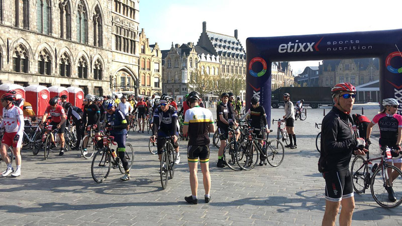 Record d'affluence pour Gent-Wevelgem Cyclo