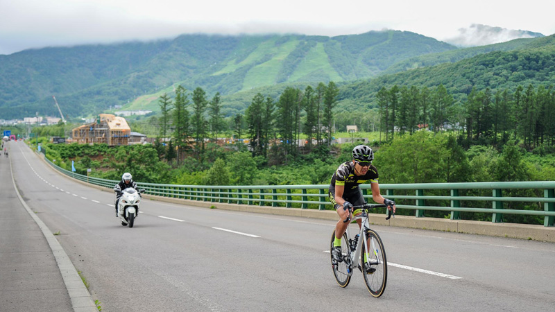 Niseko Classic includes time trial
