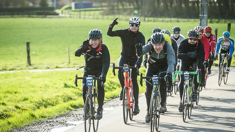 La Danilith Nokere Koerse Cyclo sous le soleil